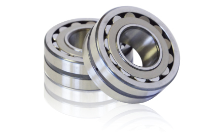 image of hardened severl roller bearings