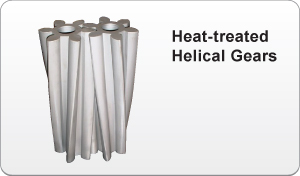 image of Heat Treated Helical Gears