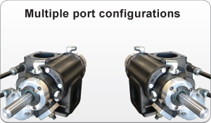 image of Multiple Port Configurations