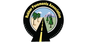 Rubber Pavements Association logo